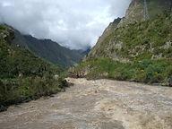 A pied au Machu Picchu par Hidroelectrica Santa Teresa