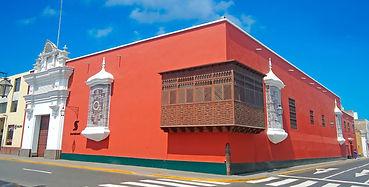 Séjour sur la cote nord du Pérou Casa del Mayorazgo de Trujillo