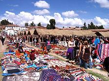 Marché de Chinchero, découverte Pérou