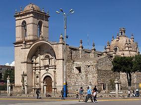 Voyage au Pérou leCouvent de Santa Catalina à Cuzco