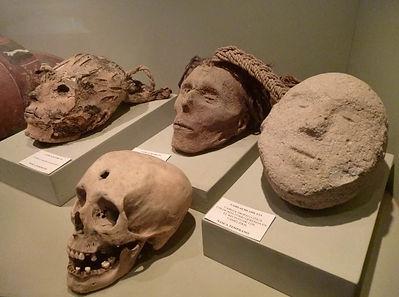 Vacances au Pérou musée Antonini Nazca