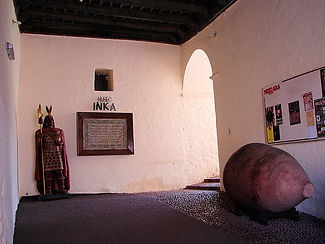 Circuit découverte du Pérou  Musée de l'Inca à Cusco