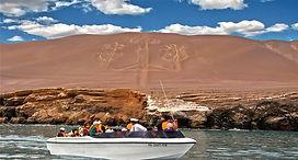 Le Candelabro découverte et voyages aux îles Ballestas de Paracas