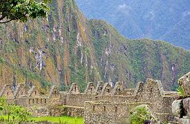 Visiterla cité Perdue  Incas