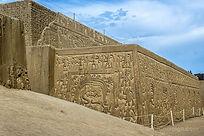 Huaca Esmeralda, visite de Trujillo au Pérou