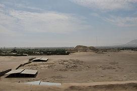 Découverte site archéologique Huacas del Sol y de la Luna trujillo