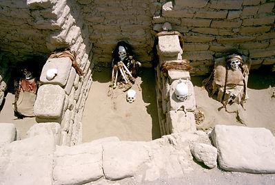 Vacances au Pérou e cimetière de Chauchilla à Nasca