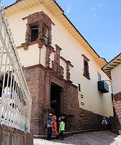 Voyager et visiter musée de l'Inca à cusco