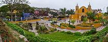 Quartier de Barranco sortir bar et discthéque à Lima, au Pérou
