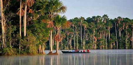 Excursion Puerto Maldonado en Amazonie du Pérou