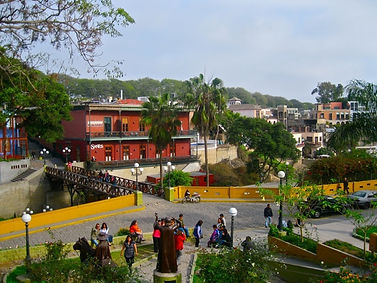 Vacances au Pérou, découverte de Barranco à Lima
