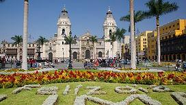Visiter et à voir la Plaza Mayor de Lima