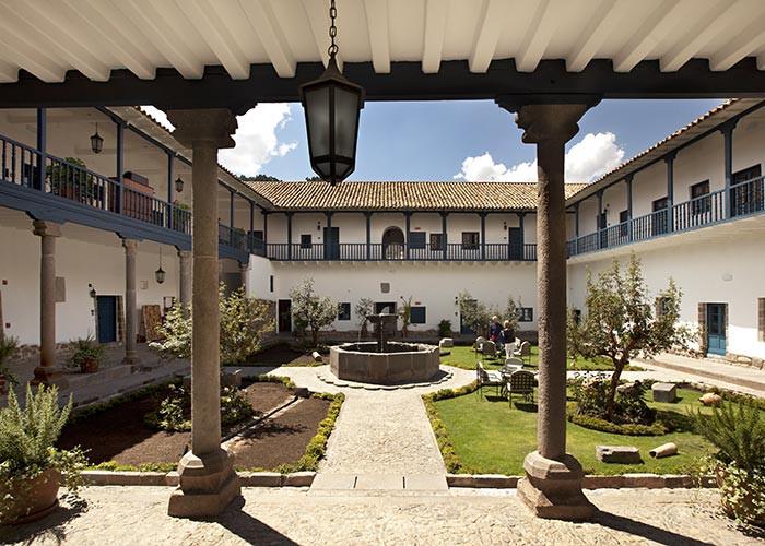 Hébergements au Pérou
