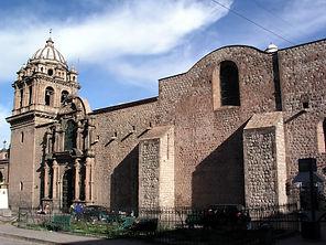 Voyage au Pérou visiter Eglise de La Merced