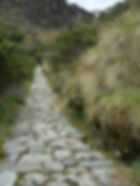 voyage Chemin de l'Inca vers le Machu Picchu
