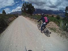 Circuit à la carte au Pérou VTT - vélo tout terrain