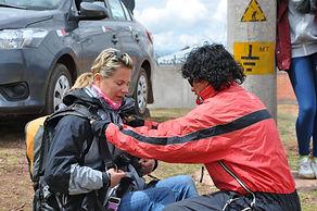 Circuit sur mesure au Pérou Parapente à Cusco