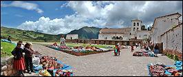 Visite Vallée Sacrée : Pisac, Ollantaytambo et Chinchero