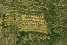 Découverte d'Ollantaytambo dans la Vallée Sacrée