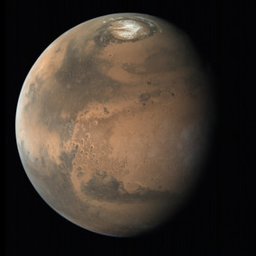 LIVE RADIO INTERVIEW - MARS, MARS AND MORE MARS