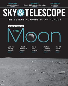 SKY & TELESCOPE FEATURE