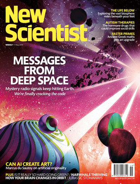 NEW SCIENTIST DISCOVERY TOURS