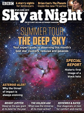 BBC SKY AT NIGHT FEATURE by Jane Green