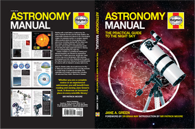 ASTRONOMY MANUAL - Reprint