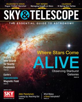 SKY & TELESCOPE FEATURE
