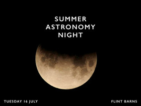 SUMMER ASTRONOMY EVENING