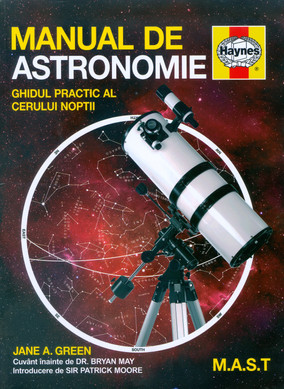 ASTRONOMY MANUAL Romania
