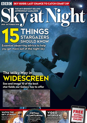 BBC Sky at Night Feature
