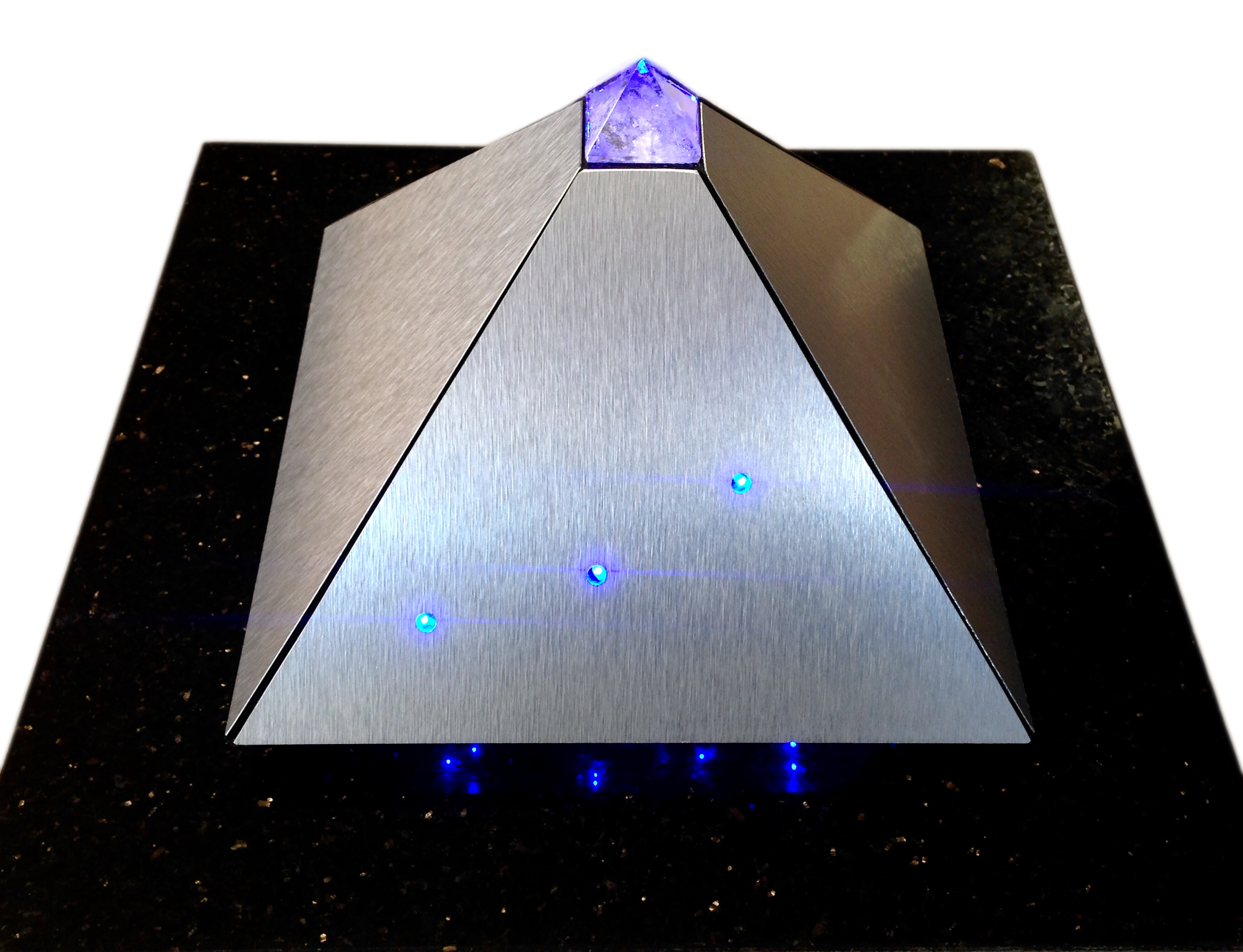 """Mapped Pyramid #1"""