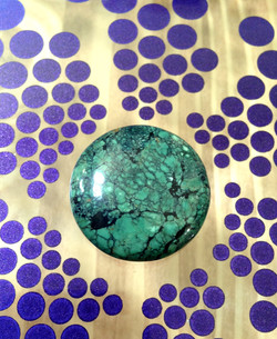 """Spheres of Perception"" stone"