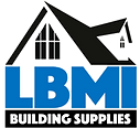 2021 LBMI BUILDING SUPPLIES LOGO ON WHIT