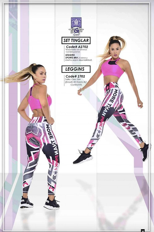 Leggins Compression Ref:  2702