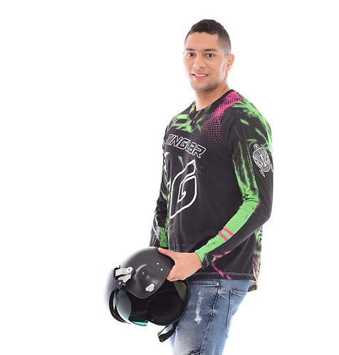 Buzo Jersey Motocross