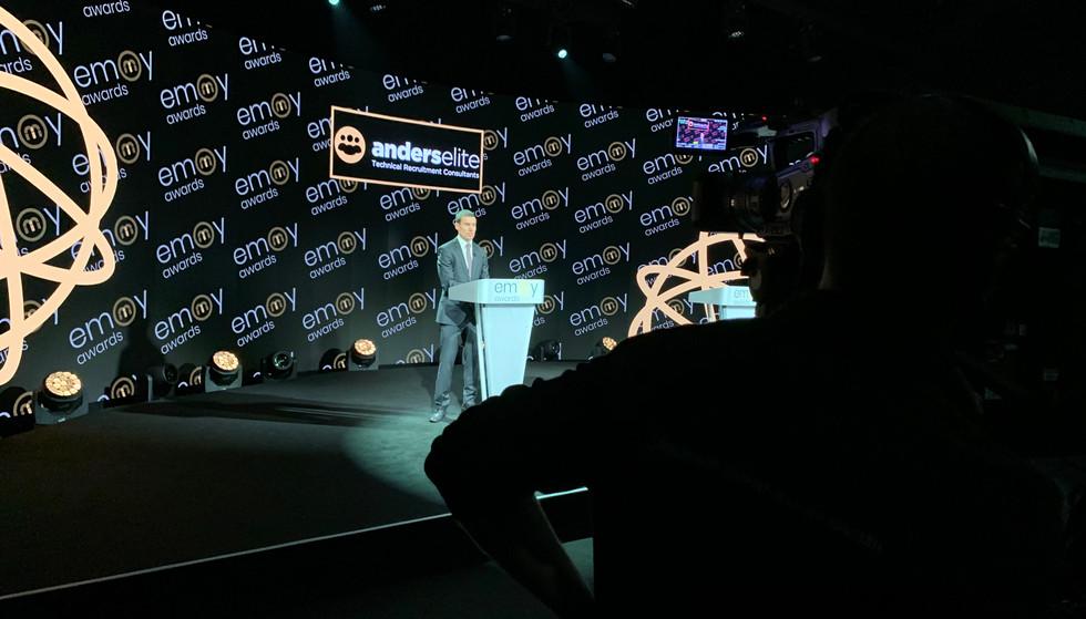 Morson Group Emmy Awards Sterling Studio