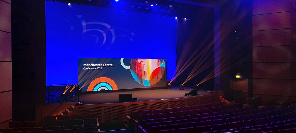 Live from the Auditorium - Manchester Central