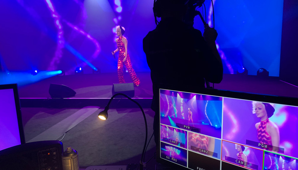 Morson Group Emmy Awards Sterling Studio virtual