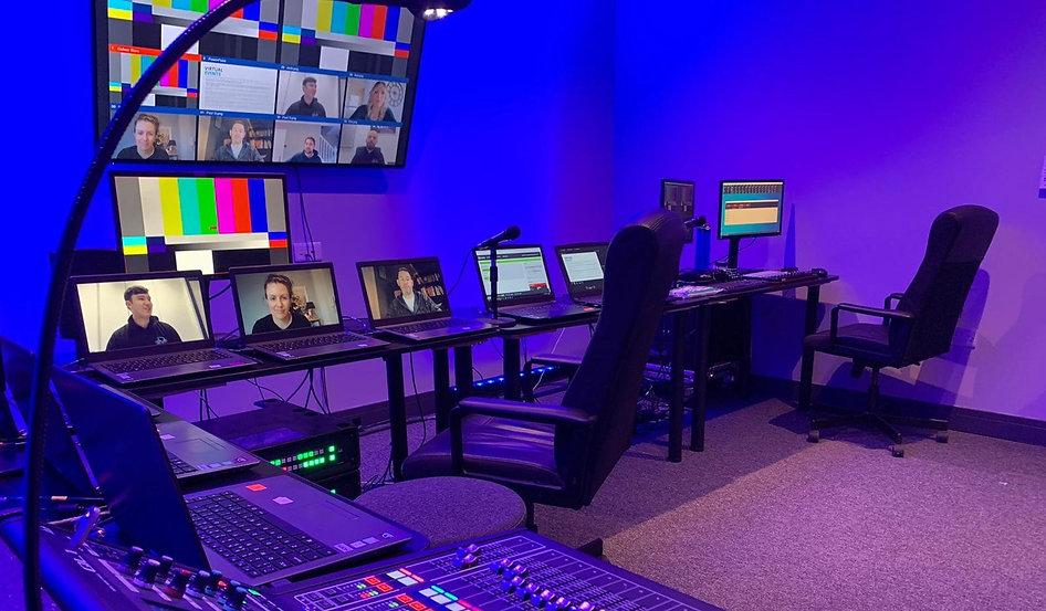Virtual control centre - remote streaming