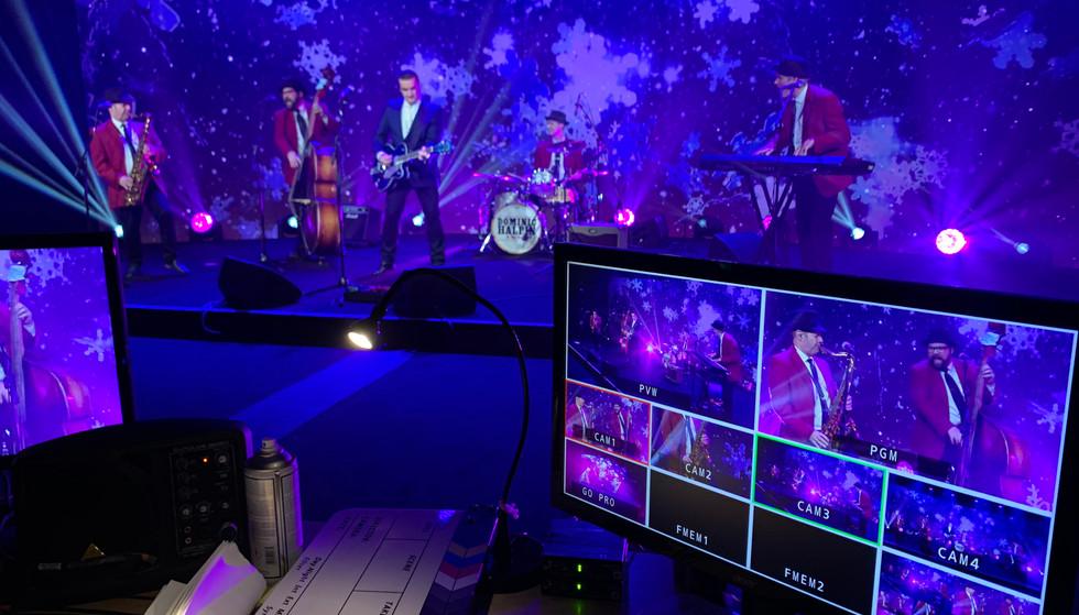 Morson Group Emmy Awards Sterling Studio virtual event