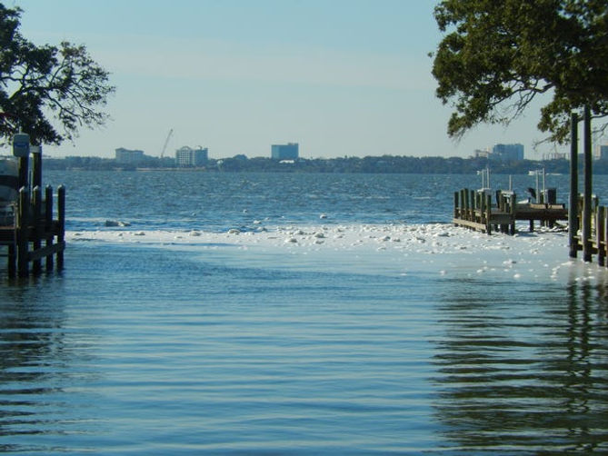 Indian River Lagoon looks lackluster in annual report card