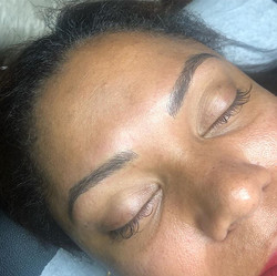 Microblading! Get new brows with us at @