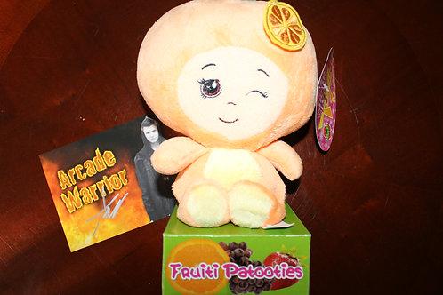 Fruiti Patooties Plush Toy *RARE*