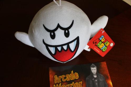 Boos Super Mario Ghost Plush Toy