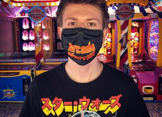 The Arcade Warrior Mask