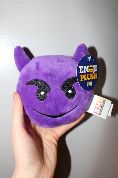 Evil Emoji Plush Toy