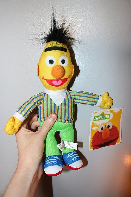 Burt Sesame Street Plush Toy