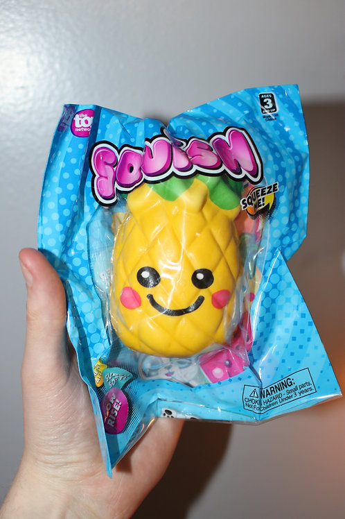 Pineapple Squishy Toy